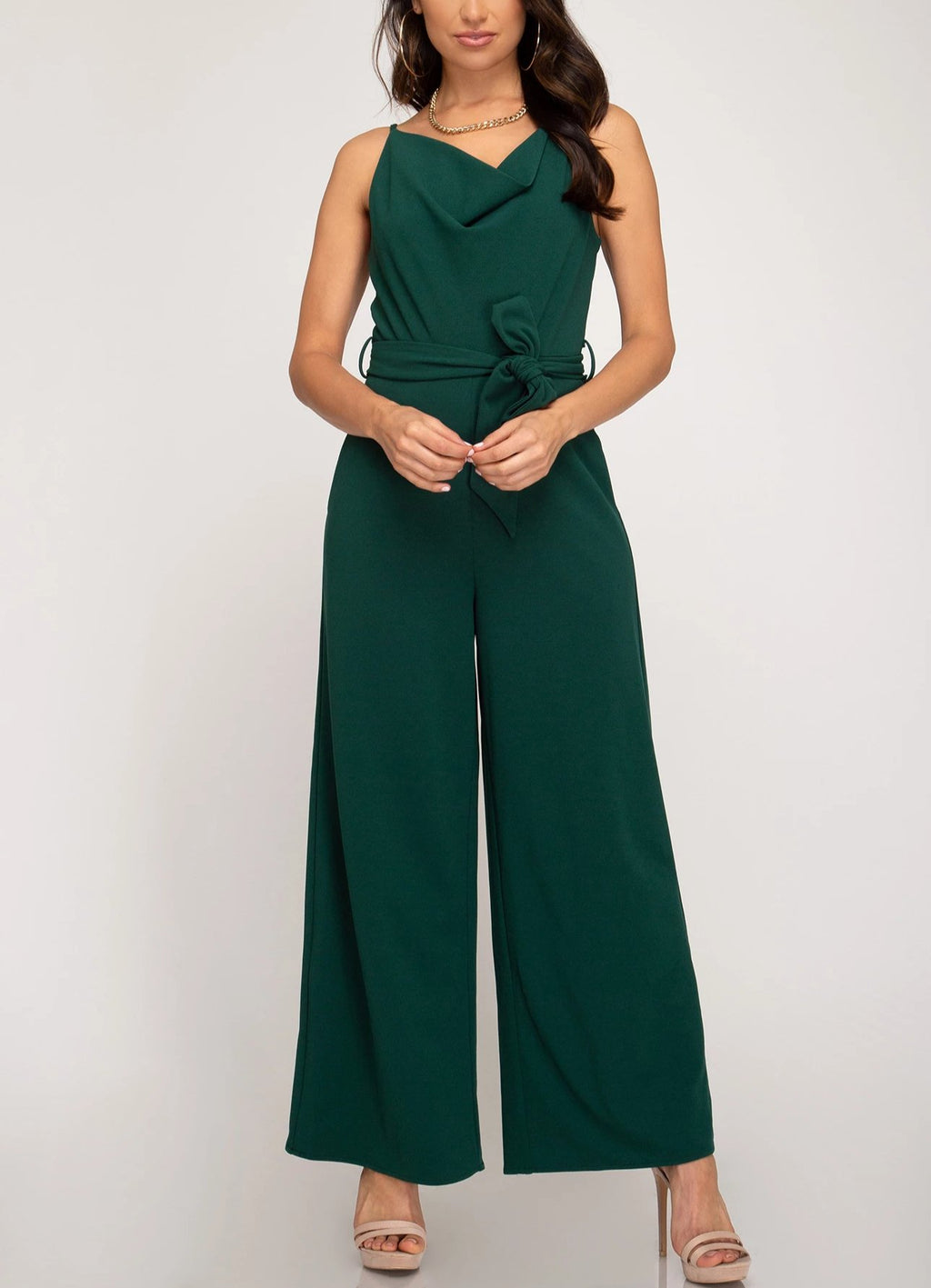 Holiday Hottie Jumpsuit