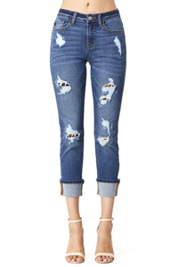 Kan Can Cheetah Jean