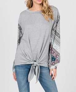 Stylish Sass Top