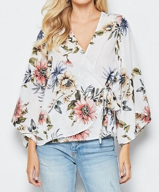 So Much Spring Top