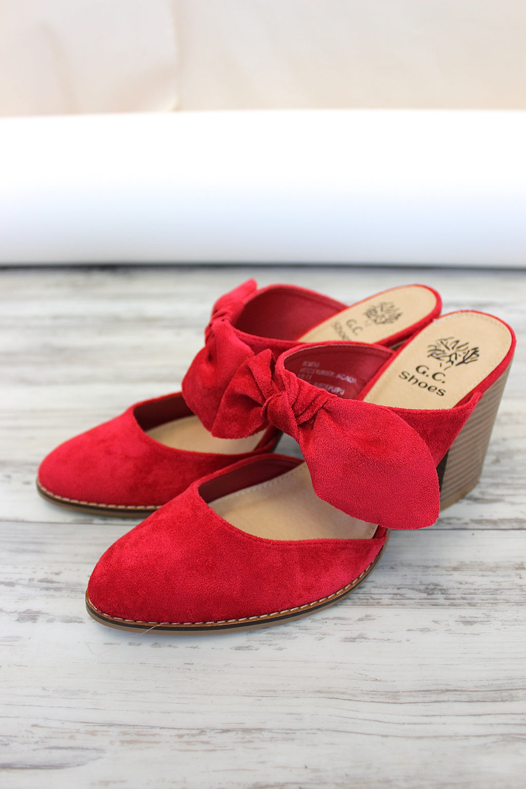 Jacinda Mule - Red