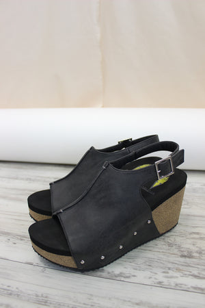 Division Wedge - Black