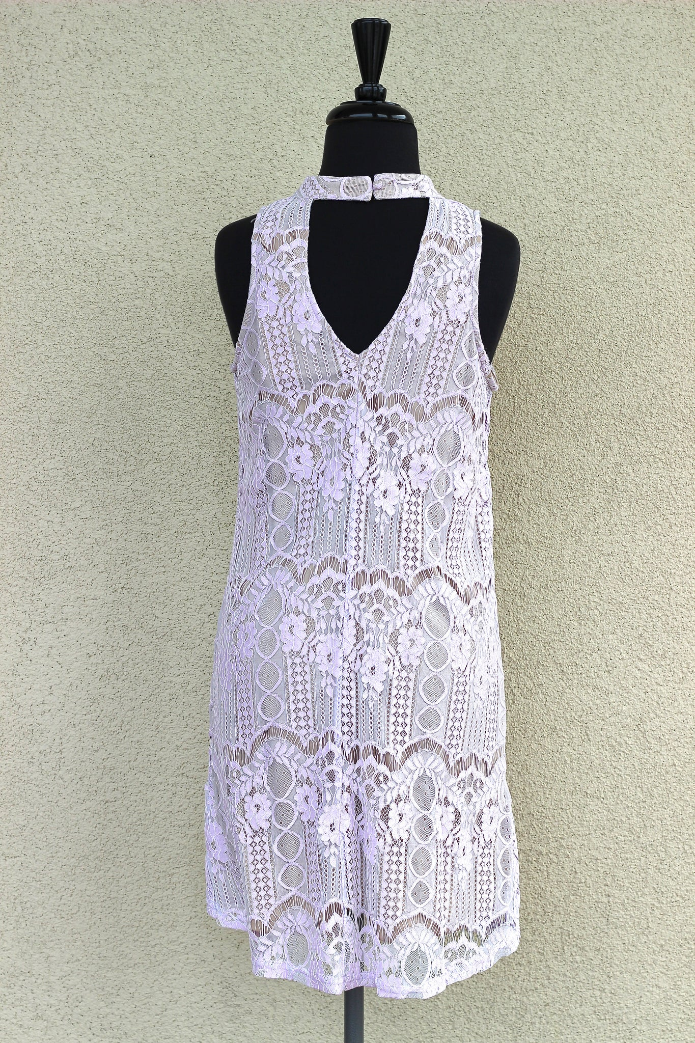 Springtime Lace Dress