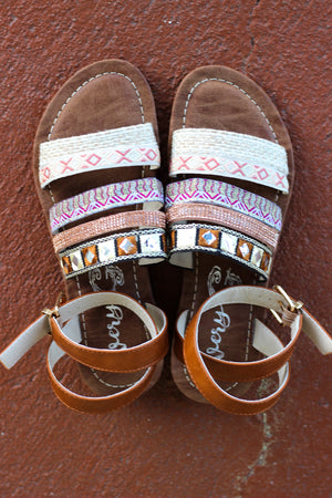 Gypsy Girl Sandal