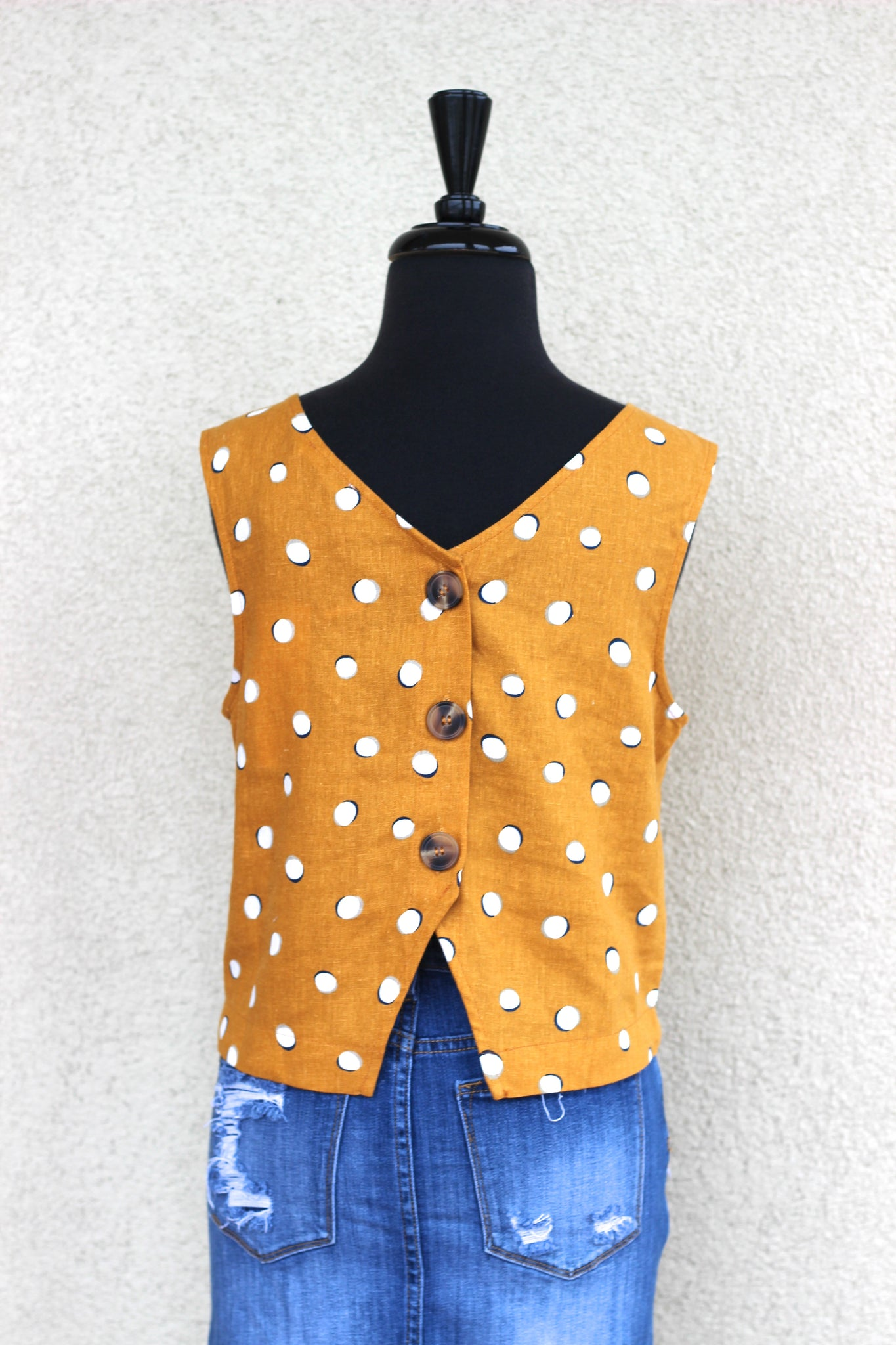 Darling In Dots Top