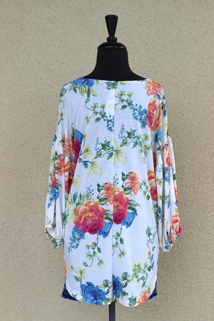 Floral Fashions Top