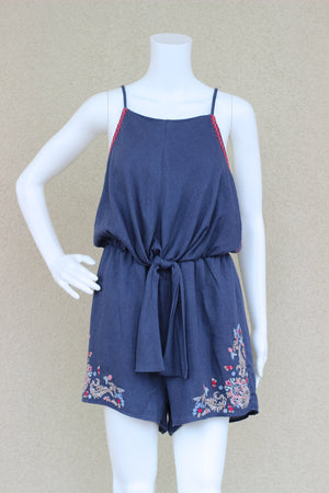 Darling & Denim Romper