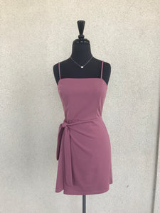 Simple Ties Dress