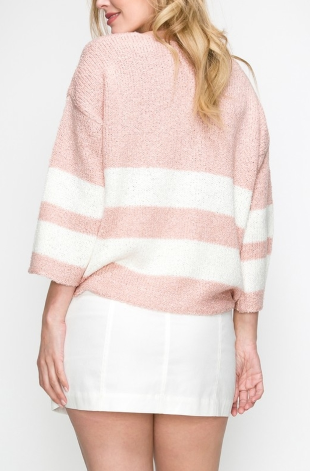 Cotton Candy Cutie Sweater