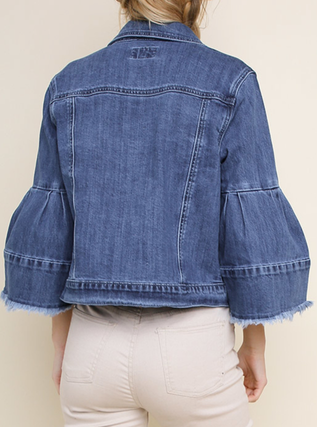 Denim Delight Jacket