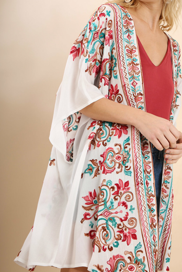 Detailed Darling Kimono (+colors)