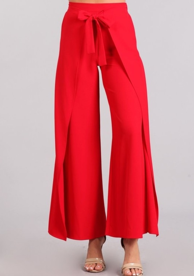 Flare Style Pants