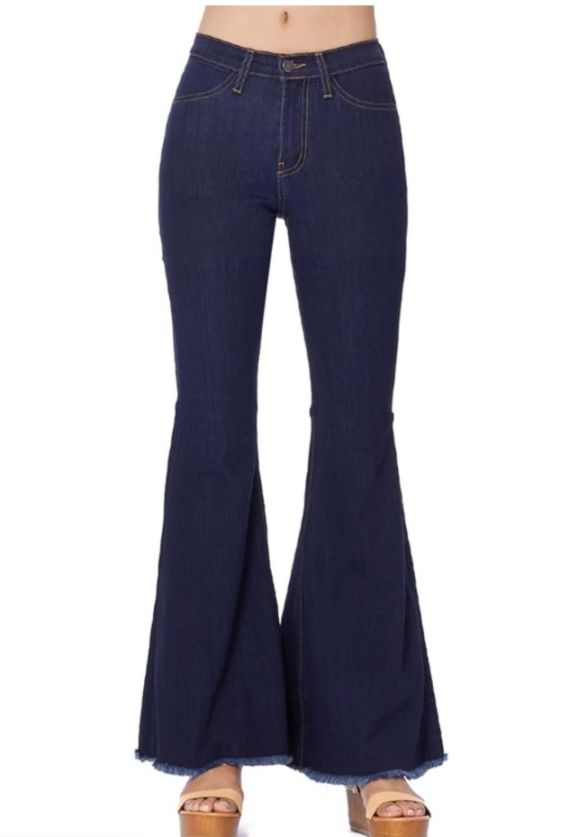 High Waist Super Flare Judy Blue