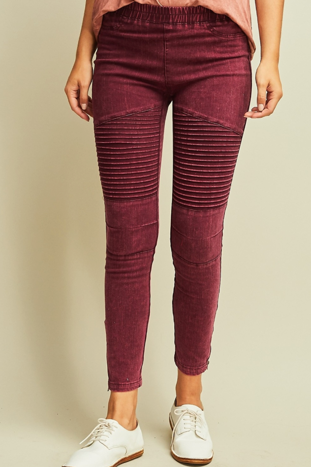 Motto Style Leggings (+colors)