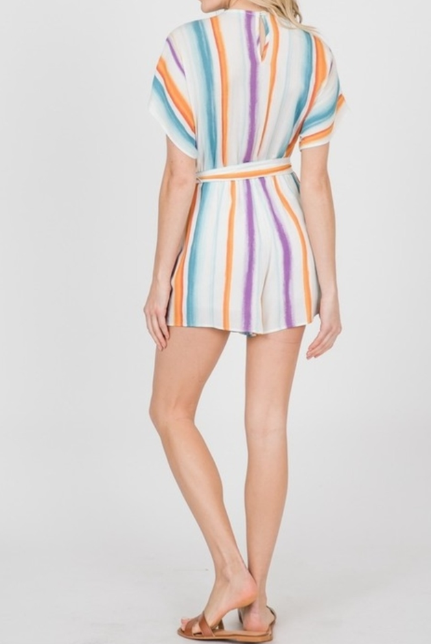 Cute & Colorful Romper