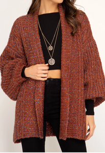 Snow Days Cardigan