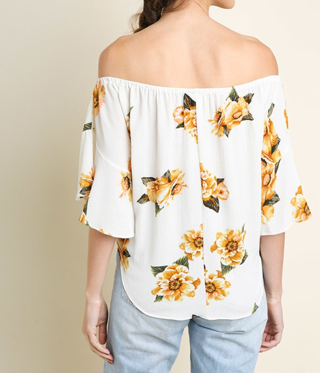 Spring Flowers Top (+colors)