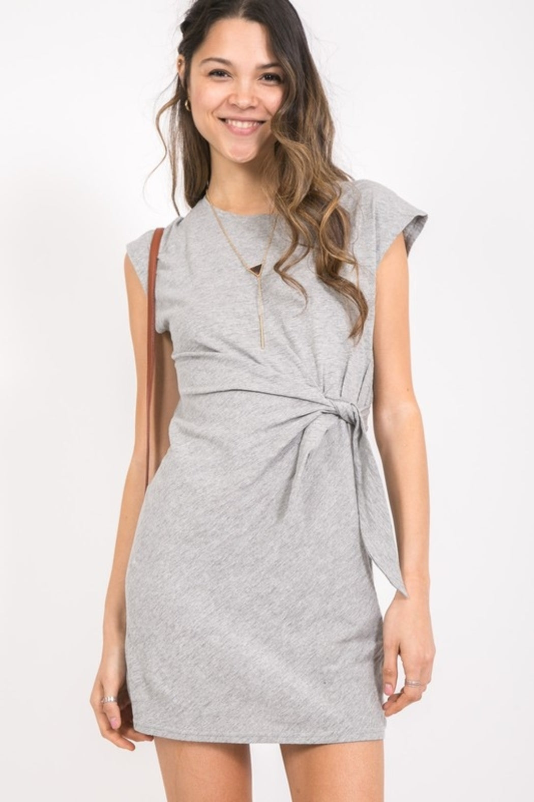 Casual Vibes Dress (+colors)