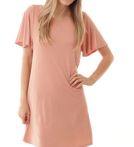 Basic Swing Dress (+colors)