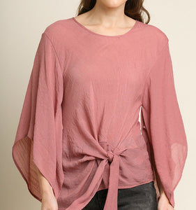 Lovin' Linen Top (+colors)