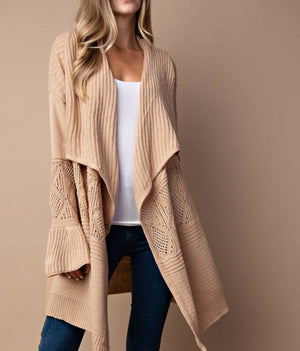 Favorite Style Cardigan (+colors)