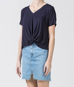 Basic Knot Tee (+colors)
