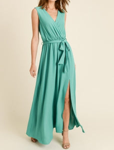 Spring It Forward Maxi Dress