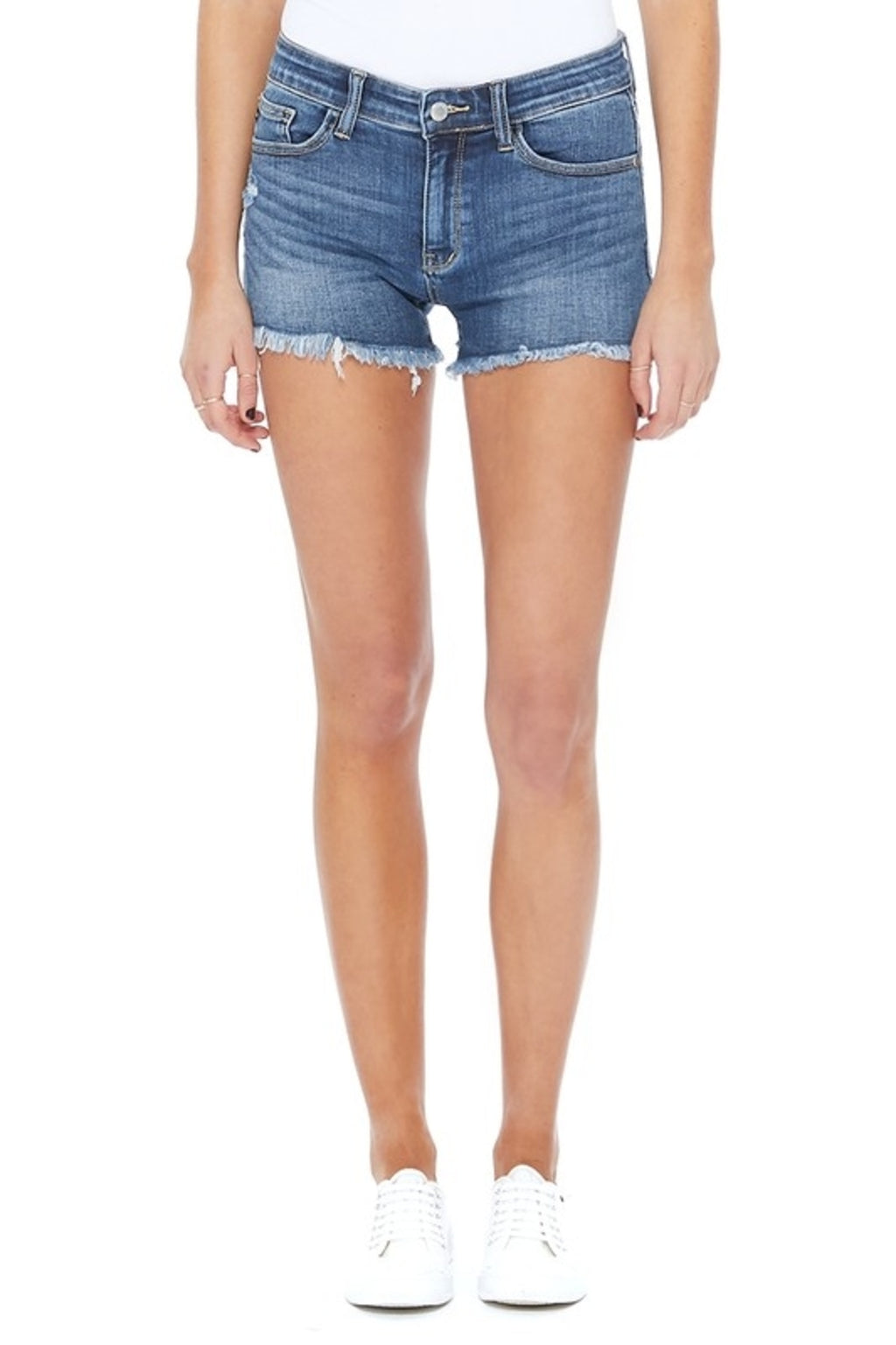 Judy Blue Cut Off Shorts