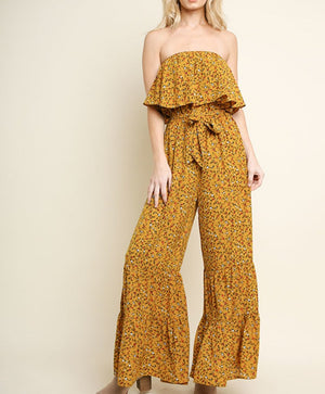 Spring First Jumpsuit