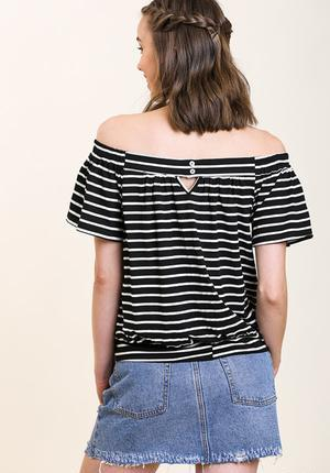 All In The Stripes Top (+colors)
