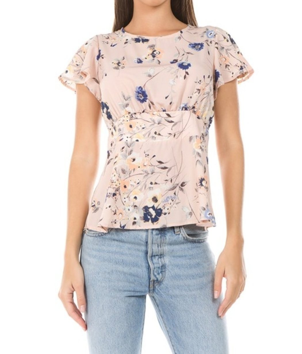 A Touch Of Spring Top