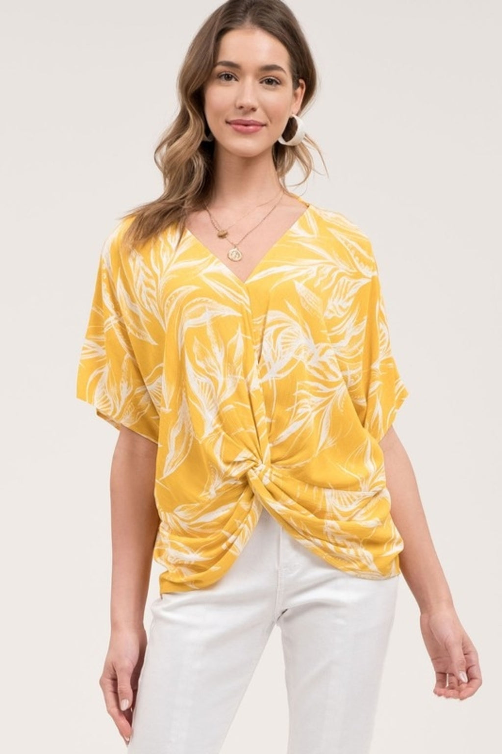 Sunny Summer Days Top