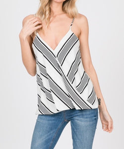 Sweet & Stripes Top