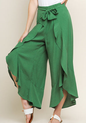 Spring Ruffle Pants (+colors)