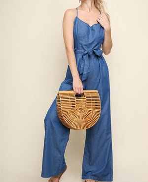 Carefree Days Jumpsuit
