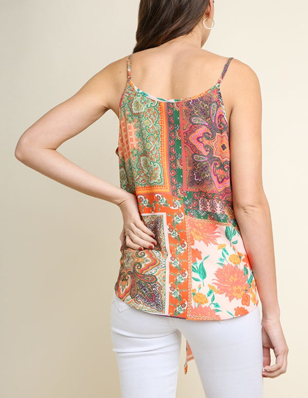 Pretty In Patchwork Top