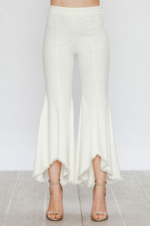 Spring Flare Pants