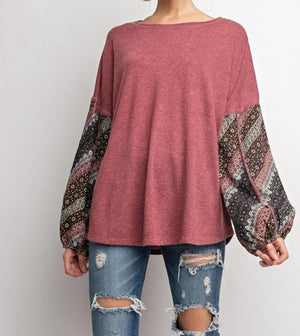 Mellow Style Top