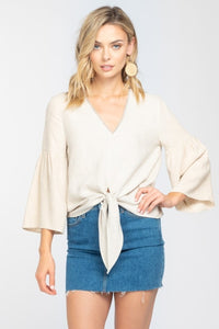 Sand Dollar Summer Top