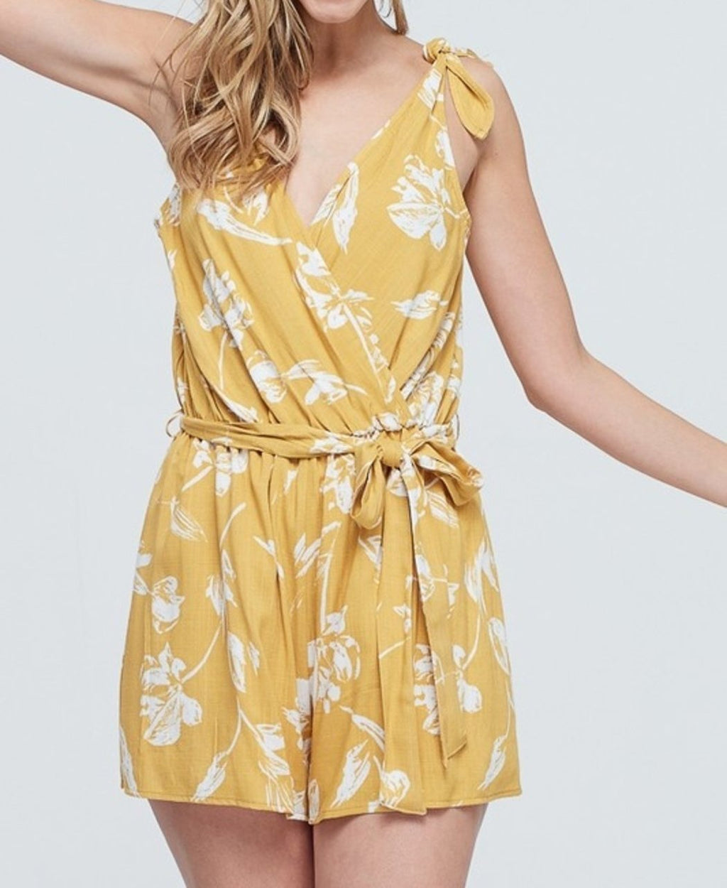 Summer Feels Romper