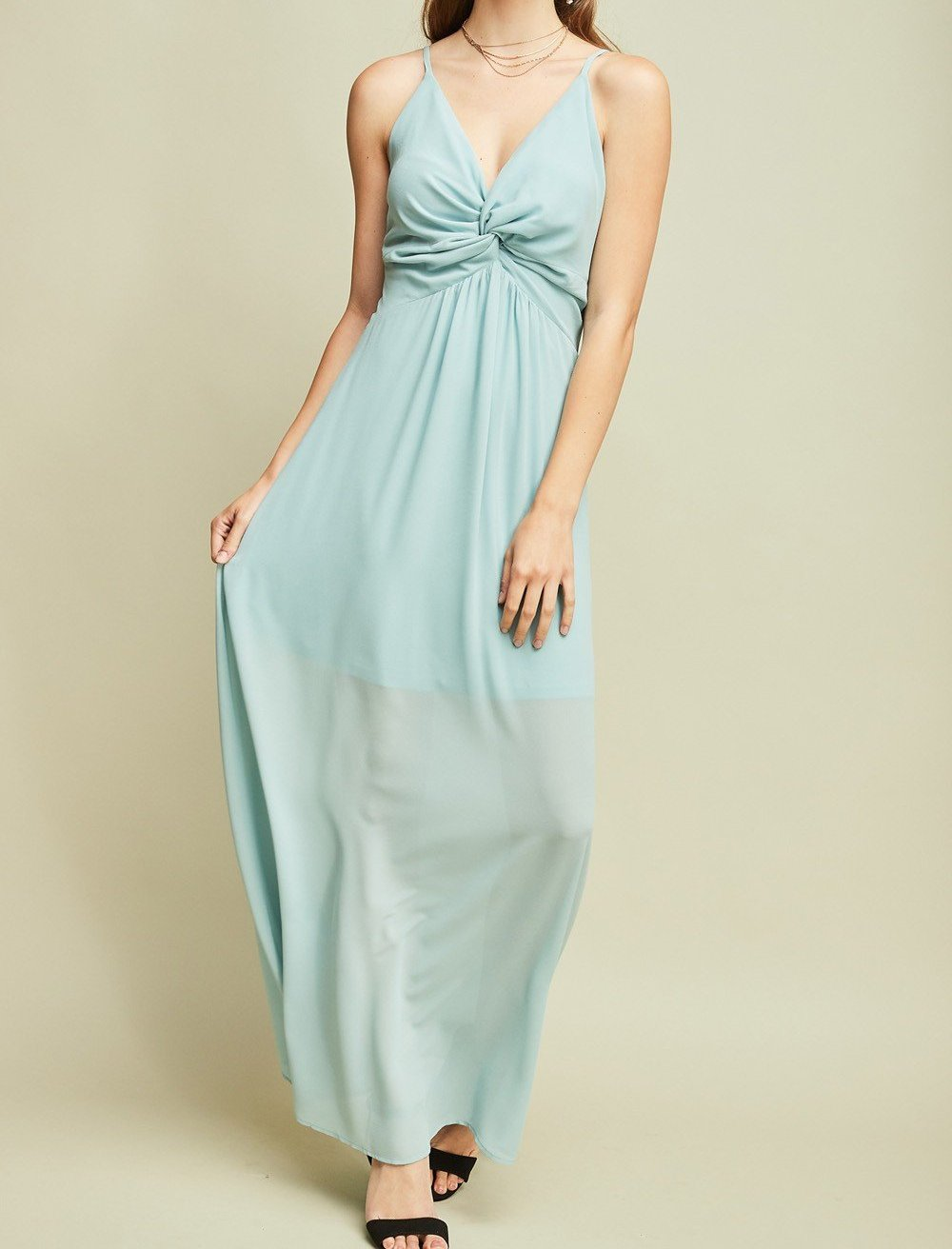 Simply Gorgeous Maxi Dress (+colors)