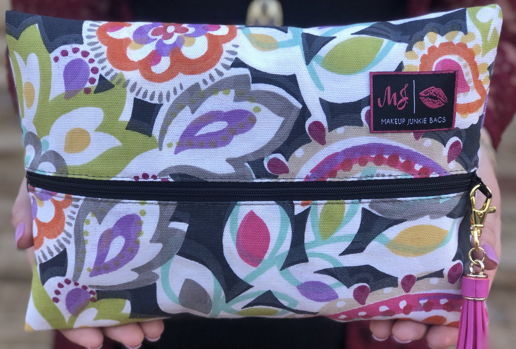 Makeup Junkie Bag - Whimsy