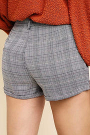 Plaid Shorts (+colors)