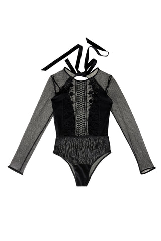 Nora Bodysuit - Black