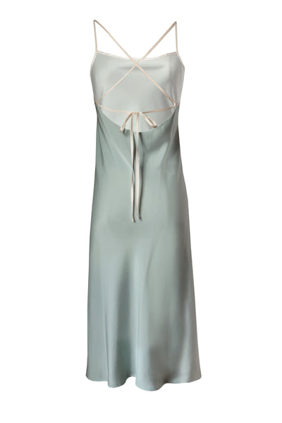 Raeal Dress in Seaglass