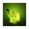 Image of LED Color Changing Elephant Night Light Lamp