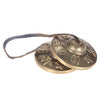 Image of High Quality Tibetan Meditation Tingsha Cymbal Bell