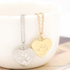 Image of Paw On My Heart Necklace