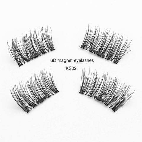 Magnetic Long Eyelashes - 53% Off