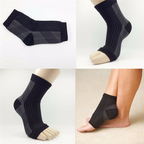 FOOT ANGEL™ Unisex Compression Socks - * FREE SHIPPING * (For 2+)